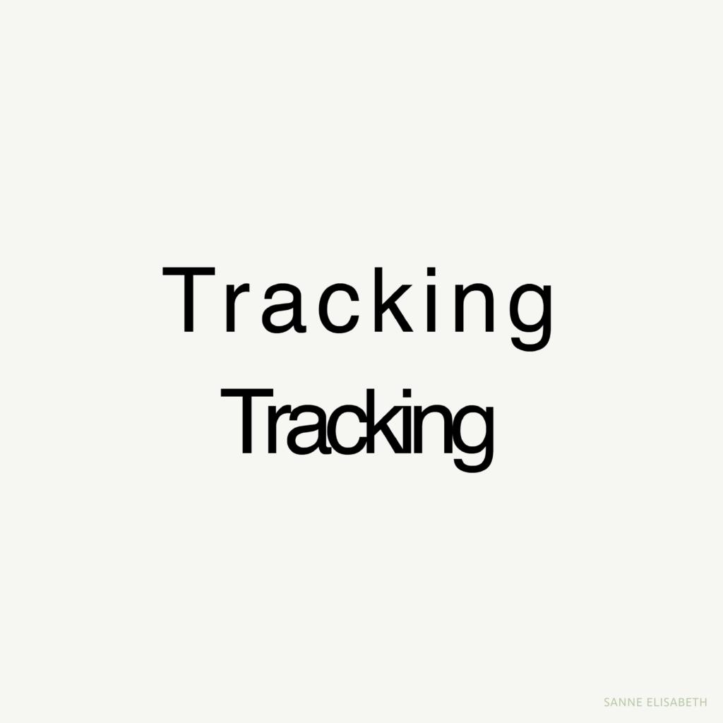 Typografie: kerning, tracking en leading