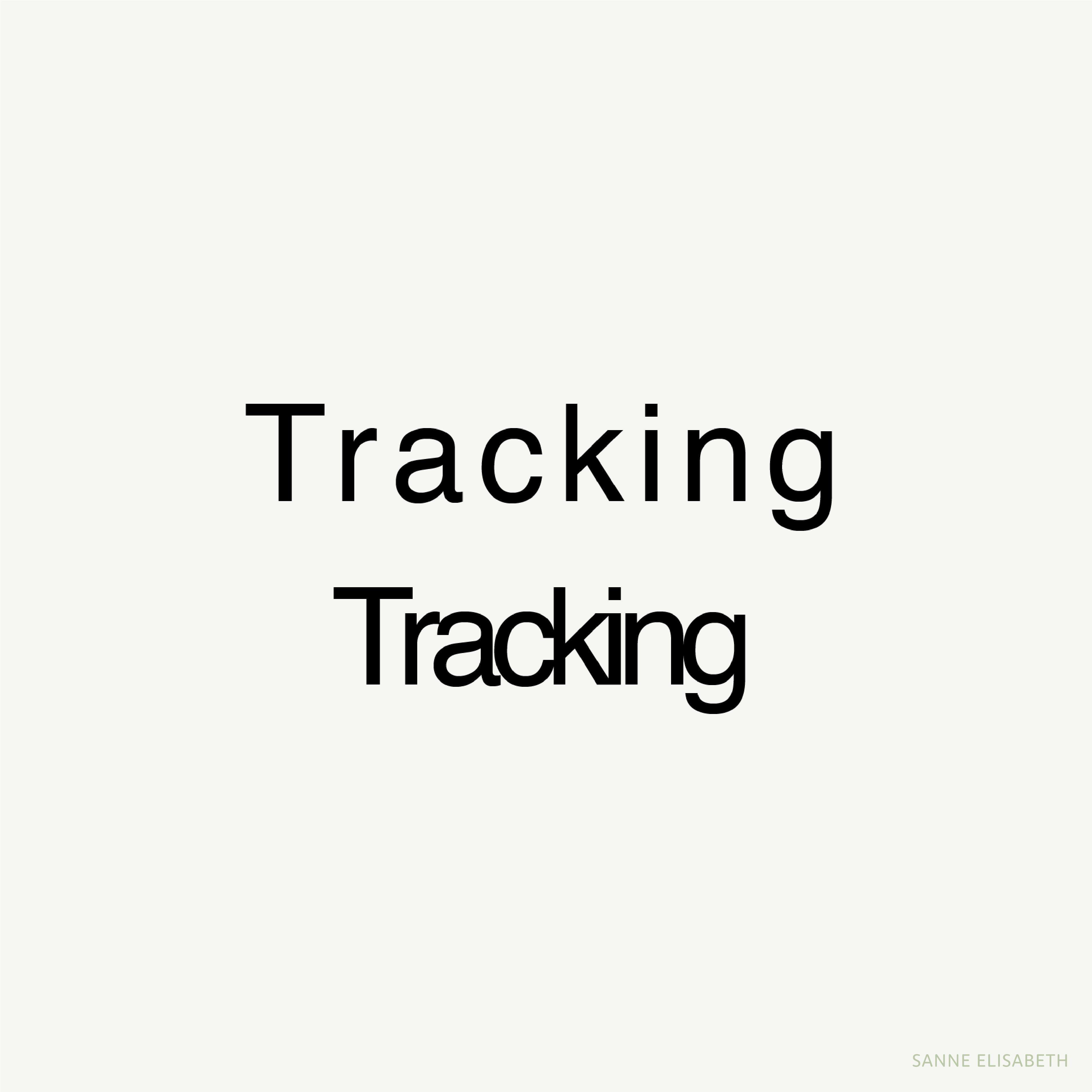 blog typografie tracking