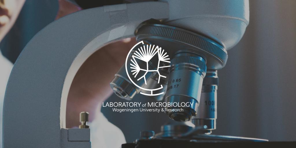 Casus: logo Laboratory of Microbiology